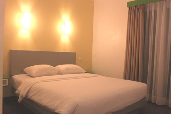 Amaris Hotel Legian: The Bed
