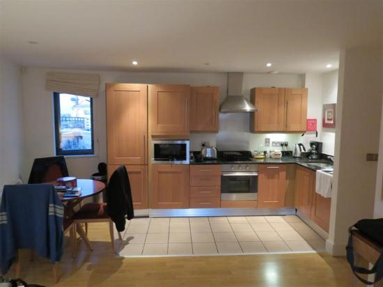 excellent view! - Picture of Marlin Apartments Stratford ...