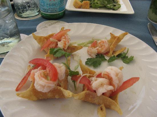 Daiquiri Dick's: Shrimp Wantons
