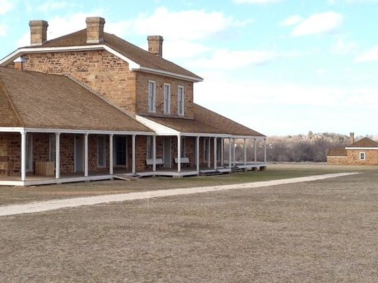 Fort Richardson State Park and Historic Site