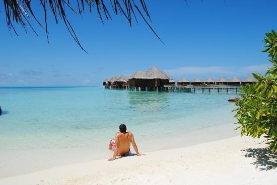 Baros Maldives: View from Villa