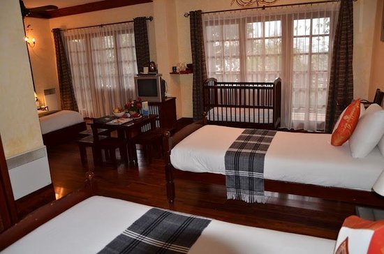 Victoria Sapa Resort and Spa : room