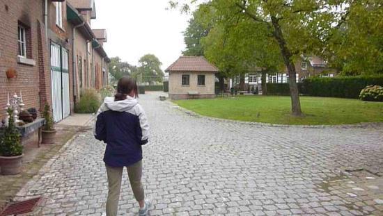 Courtyard~Boskapelhoeve