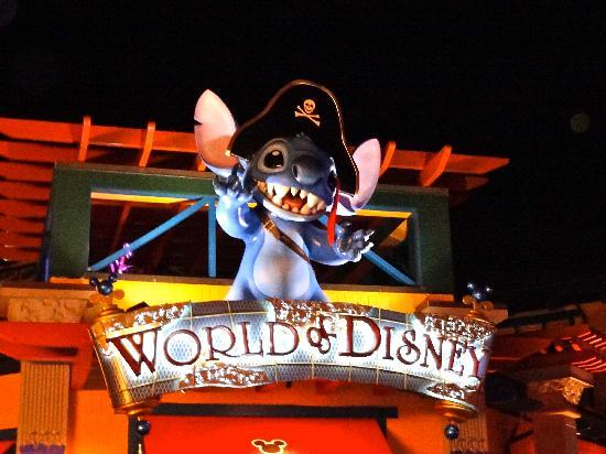 World of Disney: Stitch!