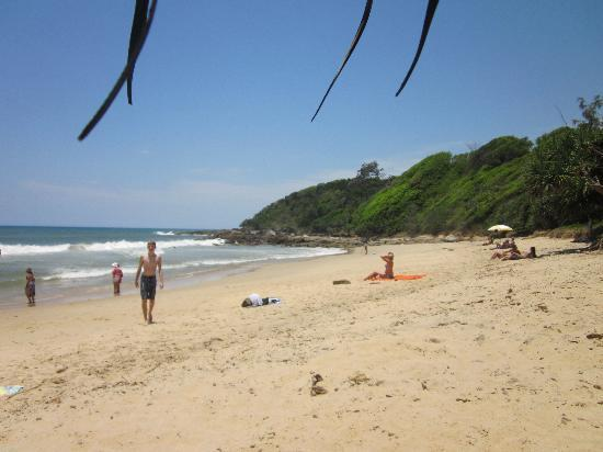Coolum at the Beach: Our favourite beach spot