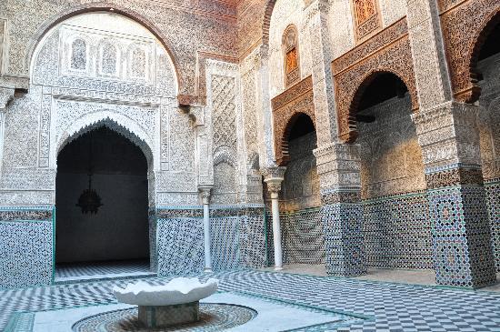Attarin Medersa : Madrasa Attarine
