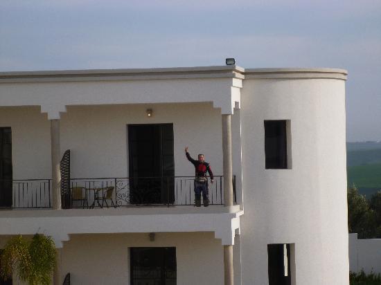 Villa Agapanthe: le matin, on profite du calme ! quel délice