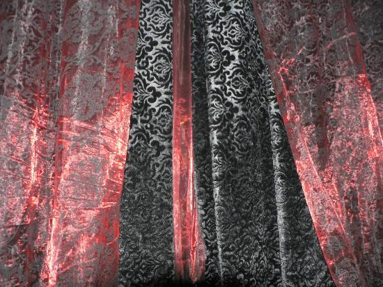 Alla Turka: The beautiful curtains