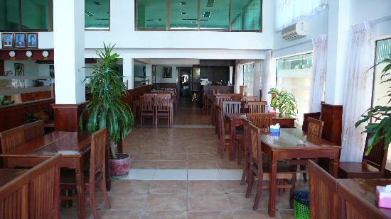 Khmer City Hotel: Lobby