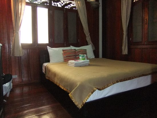 Vanvisa Guesthouse: This is the room i got in Vanvisa 2