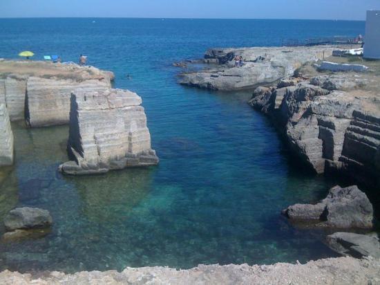 Residence Camping Atlantide: il mare stupendo