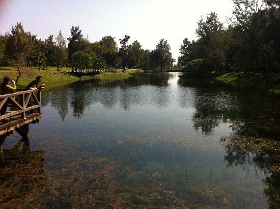 Taitung County, Taiwan: Pipa Lake