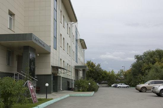 Photo of Hotel Latitude 55 Novosibirsk