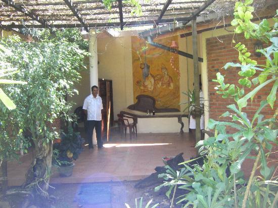 Villa Lanka Pearl : der Arzt erwartet mich