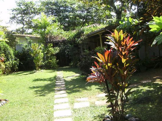 Villa Lanka Pearl : Garten