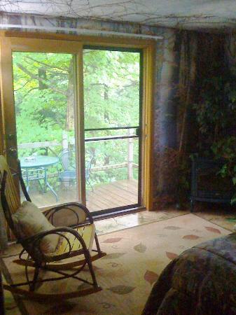 Inn by the Mill: Master Bedroom