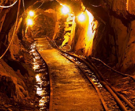 Honister Slate Mine: Underground Mine Tours