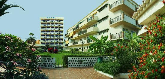 Apartahotel Smartline Los Jazmines Torremolinos: Hotel Los Jazmines