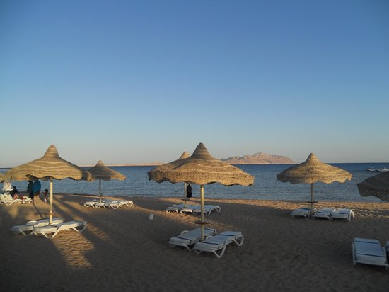 Baron Resort Sharm El Sheikh: beach