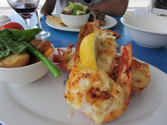 how to make lobster mornay