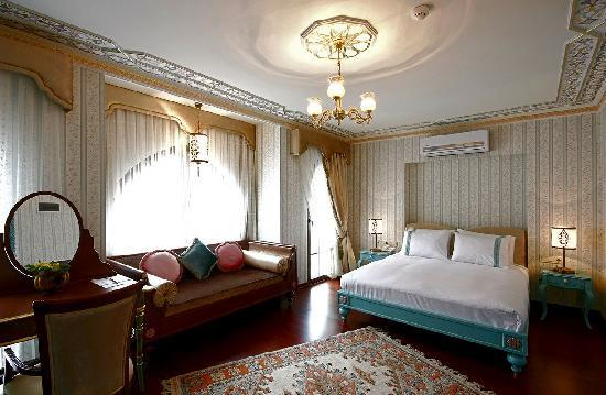 Hotel Niles Istanbul: The Suite with Turkish Bath
