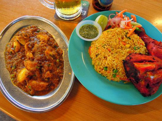 Long Beach: インド料理は慣れているので安心でした