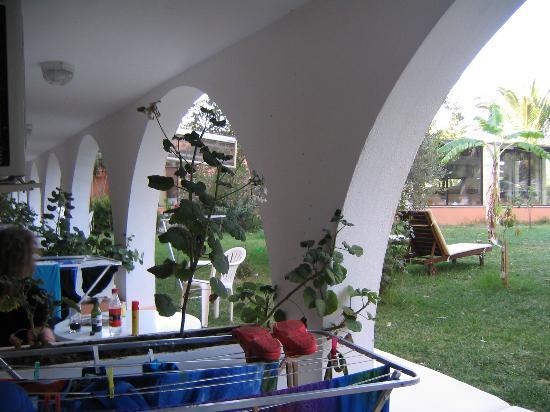 Georgioupolis Beach Hotel: terassene våre
