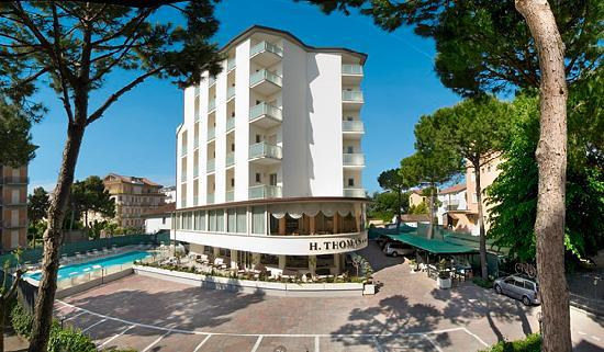 Hotel Thomas: intera struttura