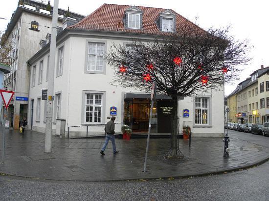 BEST WESTERN PLUS Hotel Stadtpalais: BEST WESTERN Stadtpalais, Braunschweig