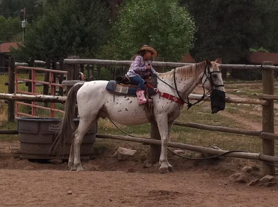 Cherokee Park Ranch: sofia e cecil