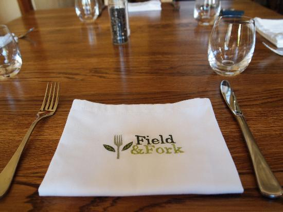 Field & Fork: perfect table settings