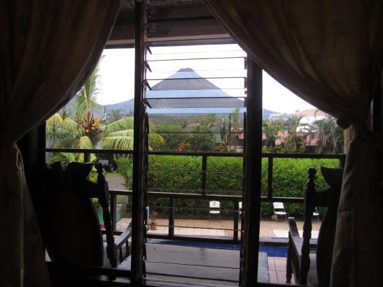 Luigi's Hotel : Vista do quarto