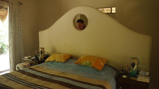 Casa Valentina: Luftiges Zimmer