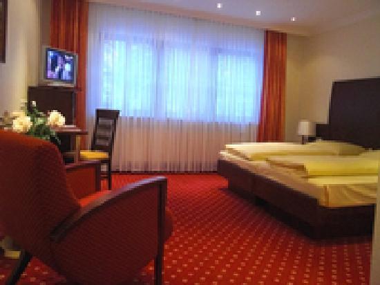 Hotel Haus am Zoo : Doppelzimmer
