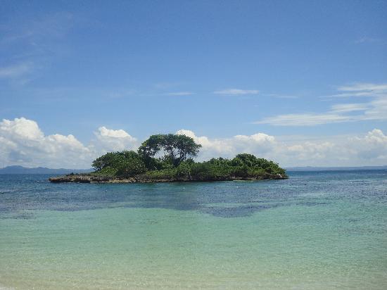 Luxury Bahia Principe Cayo Levantado: Île aux pelicans