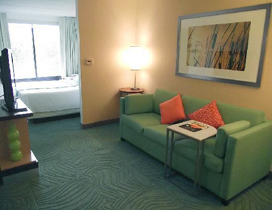 SpringHill Suites Austin Northwest/Arboretum: Suite Seating