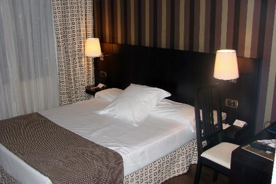 Hotel Conde Duque Bilbao: rooms