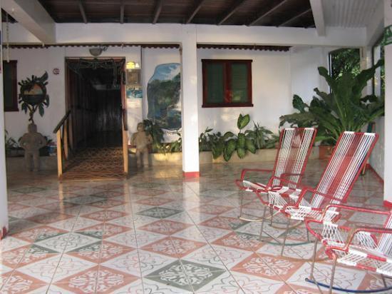 Hotel La Cascada: lobby