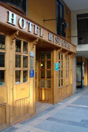 Hotel Hispania: Hotel