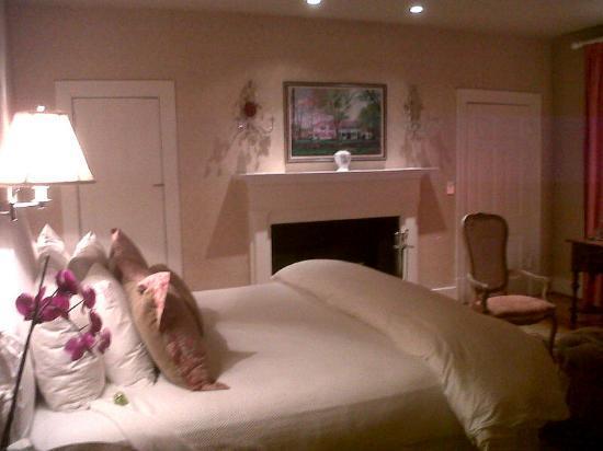 Clifton Inn: Last view Room 4