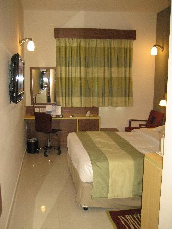 Citymax Hotels Bur Dubai: Room view