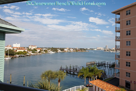 Clearwater Beach Hotel: Harbor View