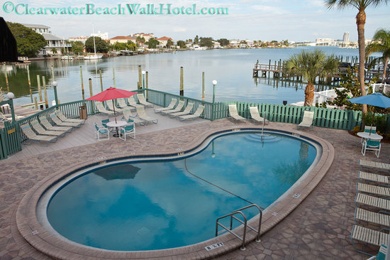Clearwater Beach Hotel: Pool