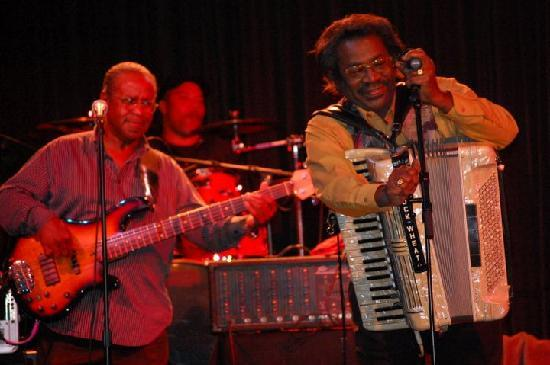 Buckwheat Zydeco at The Montrose Room