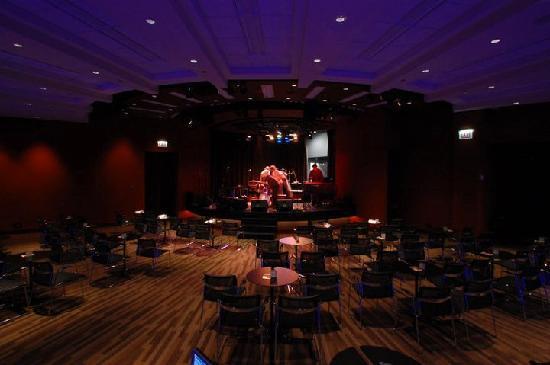 The Montrose Room: The Venue
