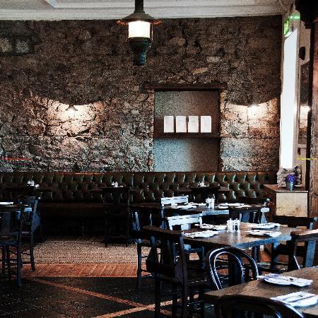 Oliveto at Haddington House: Oliveto Restaurant & Bar Shot