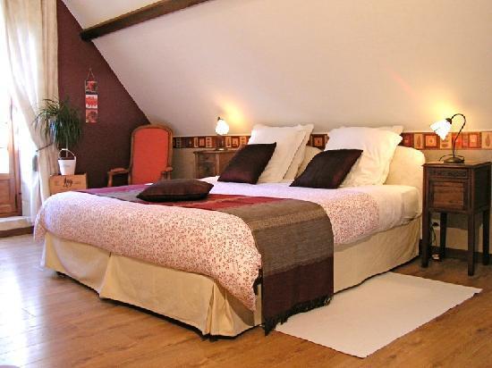 Domaine de Joreau : Chambre Saumur Champigny