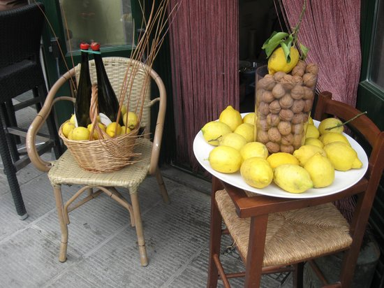 Il Fagolo : Profumo di basilico, limoni,e cibo sano al Fagolo