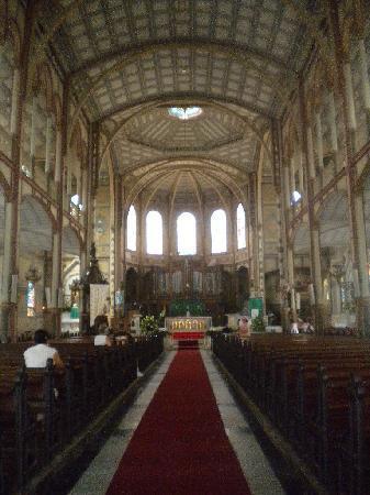 St. Louis Cathedral: dans le choeur