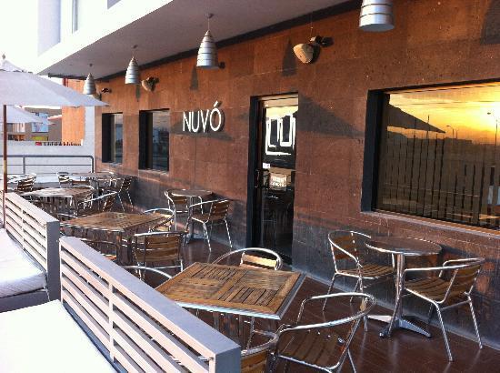 Hotel Nuvo: EL restaurant